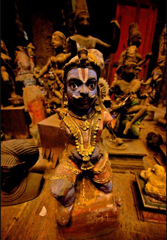 madurai temple god