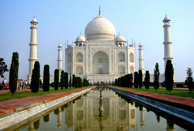tajmahal- incredible india