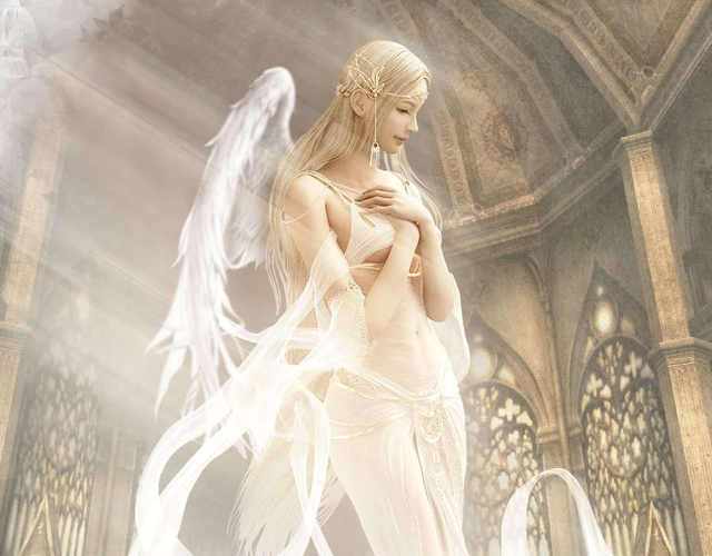 dazzling and lovely angels photographs