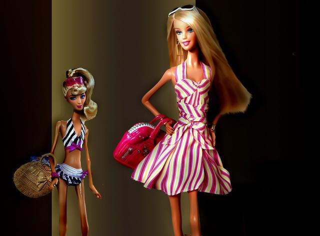 beautiful barbie photos