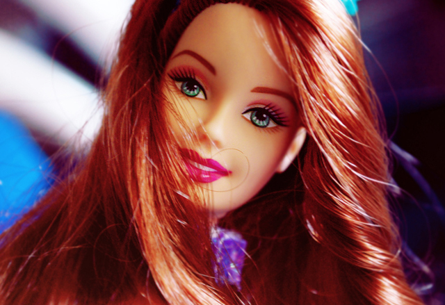 beautiful barbie photos