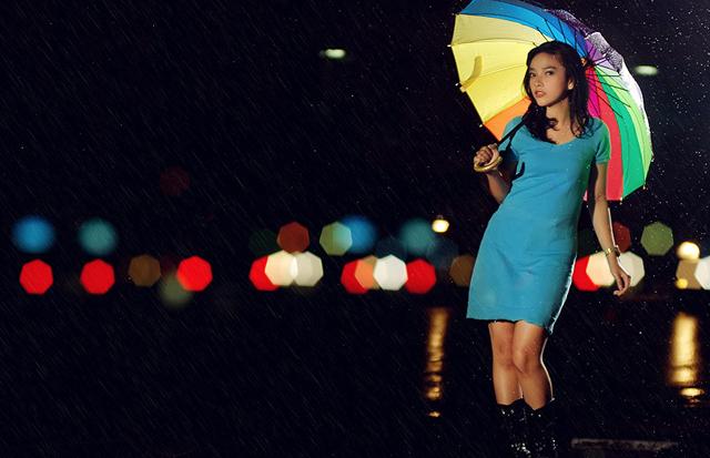 lovely photographs of rain