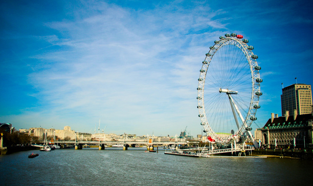 awesome photographs of london