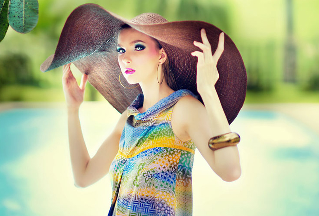 stylish fashion photography