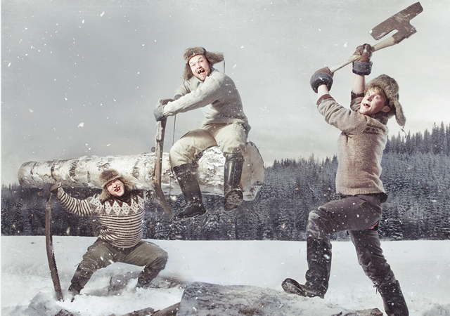 40 humour photographs