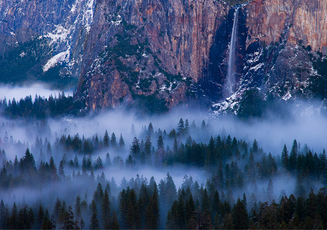 Ahwahnee Dream by Richard Bernabe