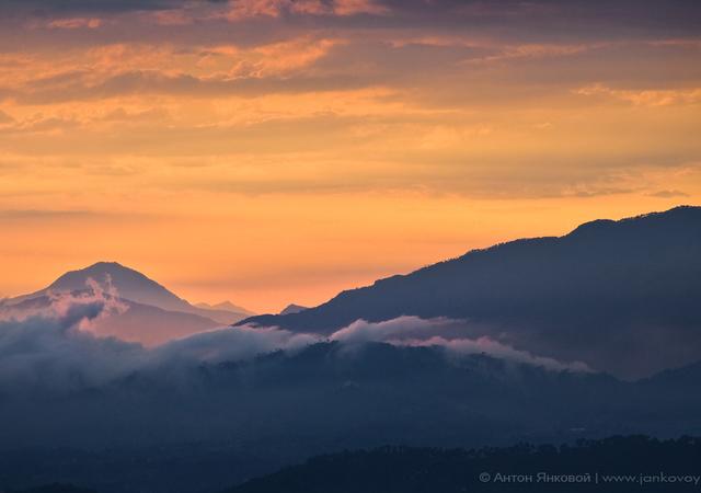 Kathmandu Valley by Anton Jankovoy