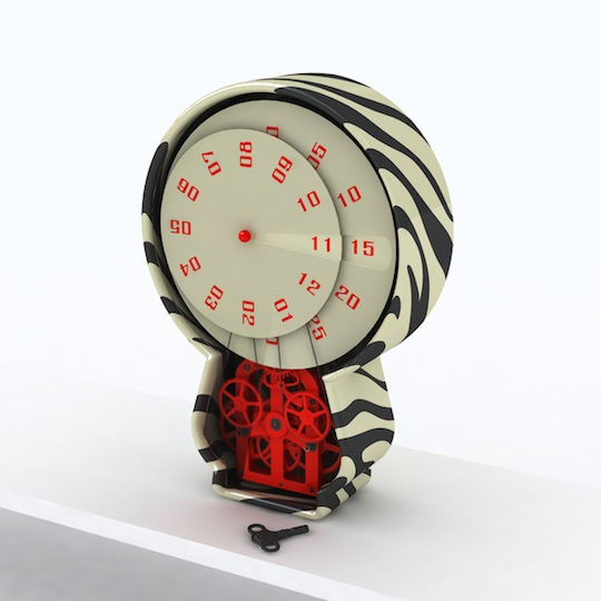 creative clock designs