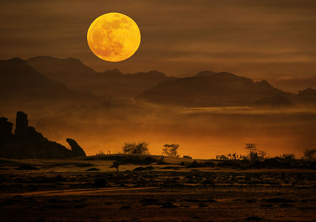 desert photograph by Bashar Shglila