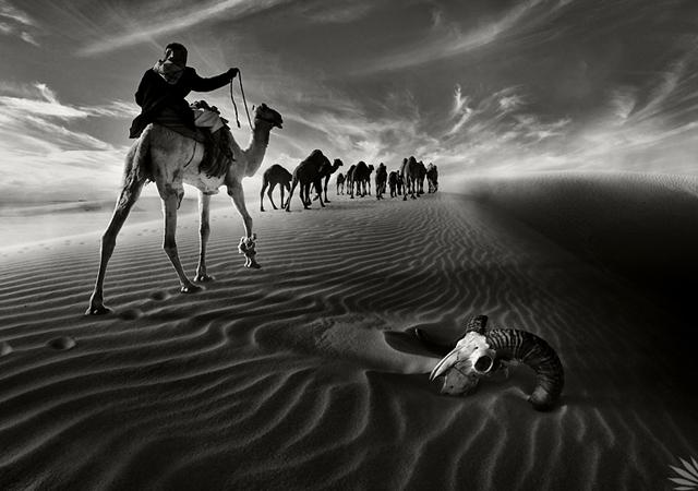 desert photograph by Maitham AlMisry