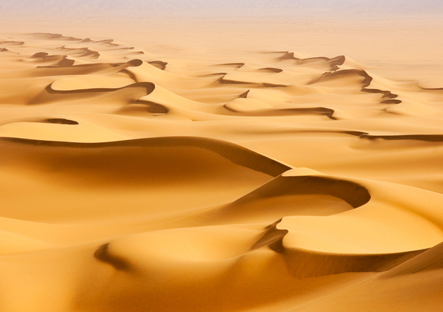 desert photograph by Thierry Hennet