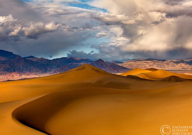 desert photograph by Zack Schnepf