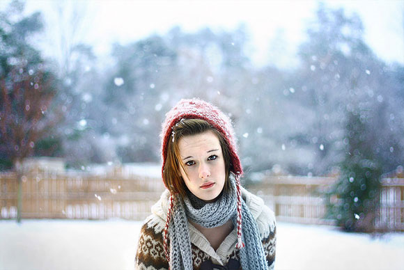 Beautiful snow pictures