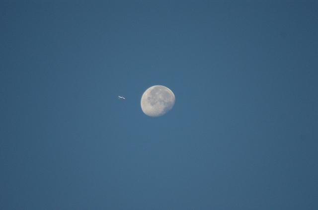 moon photographs