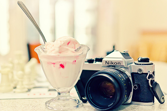 yummy and delightful Photos of Ice Cream