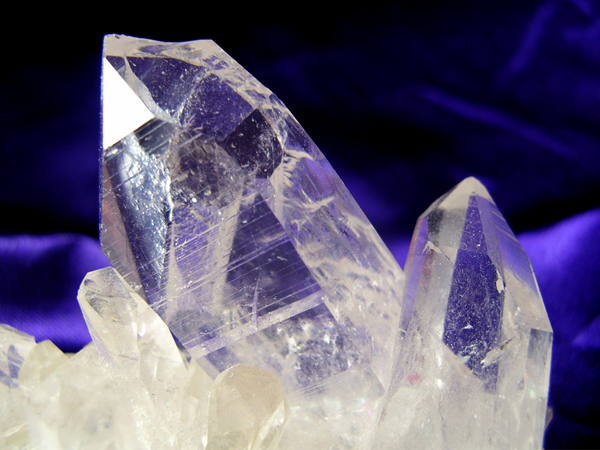 collection of crystal images