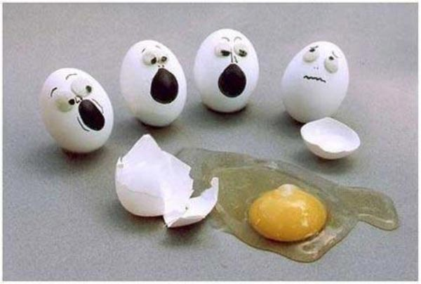 Funny & Creative Egg painting