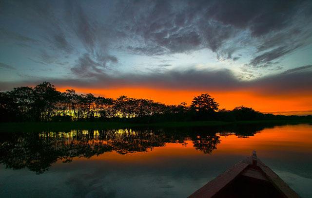 Amazonian-Sunset