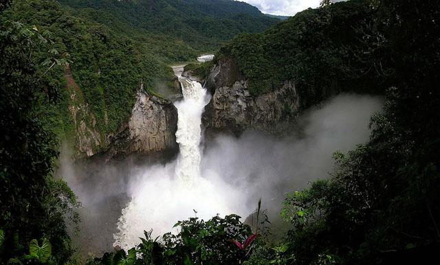 The-San-Rafael-Falls