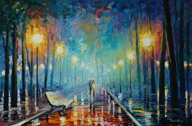 Artwork by Leonid Afremov