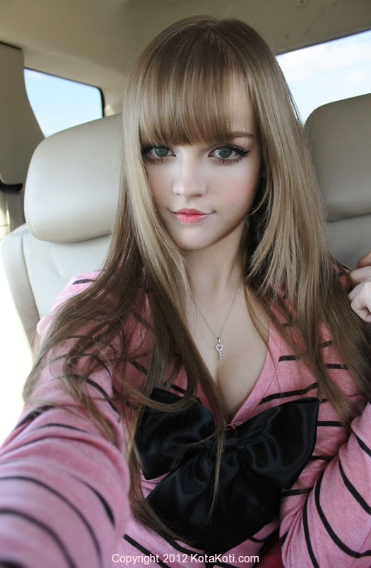Real life Barbie Girl