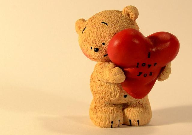 teddy bear by Michael Osadchy