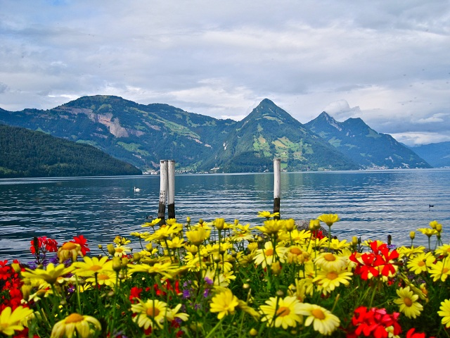 Buochs switzerland