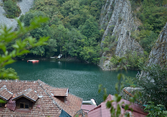 Macedonia - Lake Matka