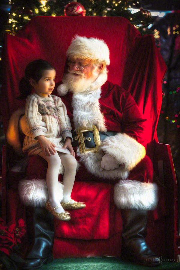 awesome pictures of Santa clause