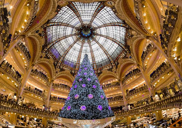 Galeries Lafayette • Paris by Morgan Tiphagne