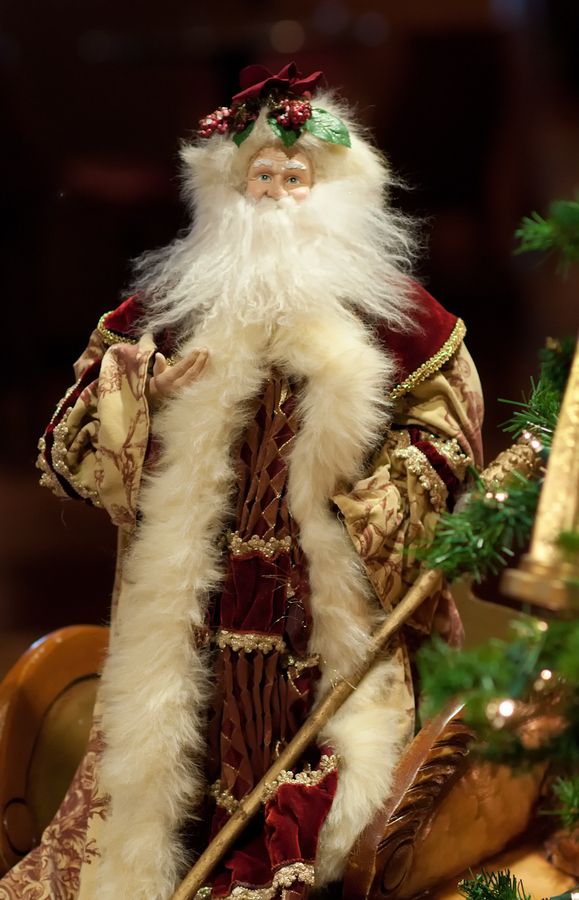 Santa Claus chirstmas photos
