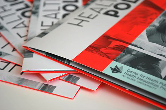 Beautiful Examples of Brochure Design