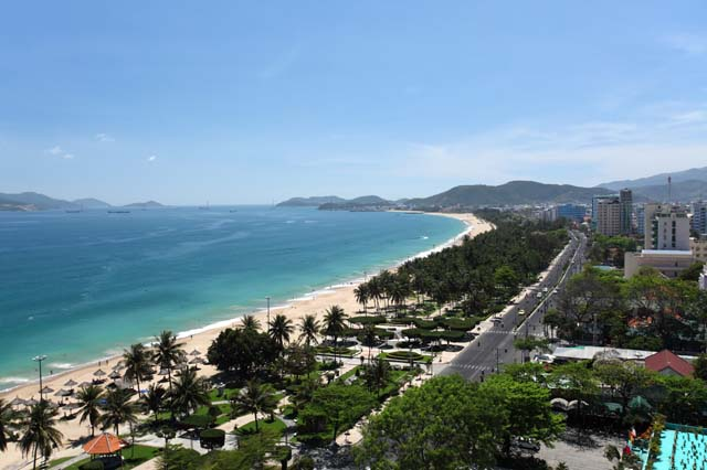 Beaches North of Nha Trang