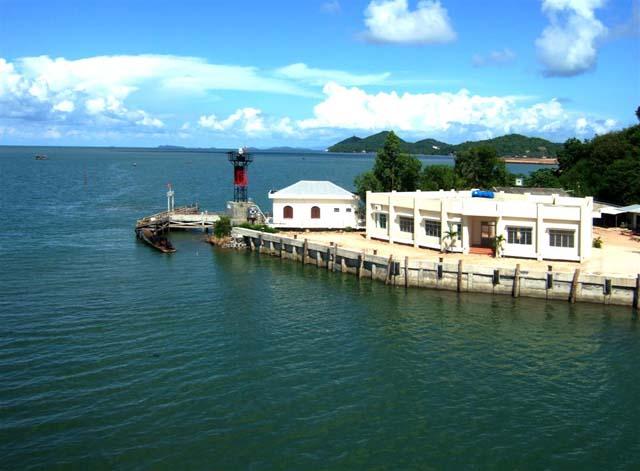 Ha Tien coast guard