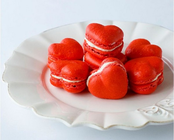 valentines day heart recipes