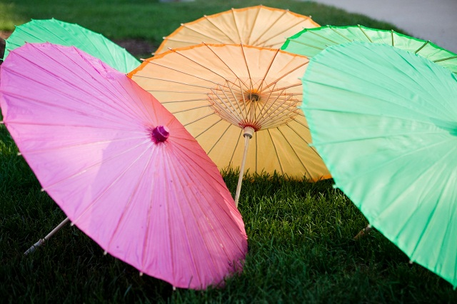 colorful and wonderful umbrella photos