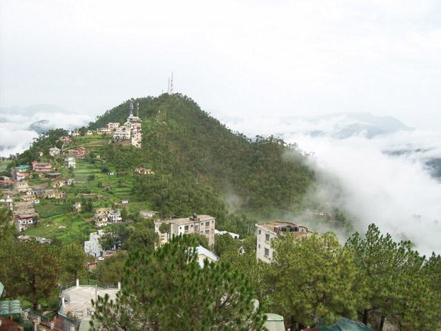 Barog hill,himachal pradesh
