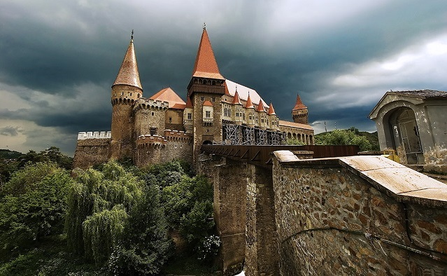 Huniad Castlee