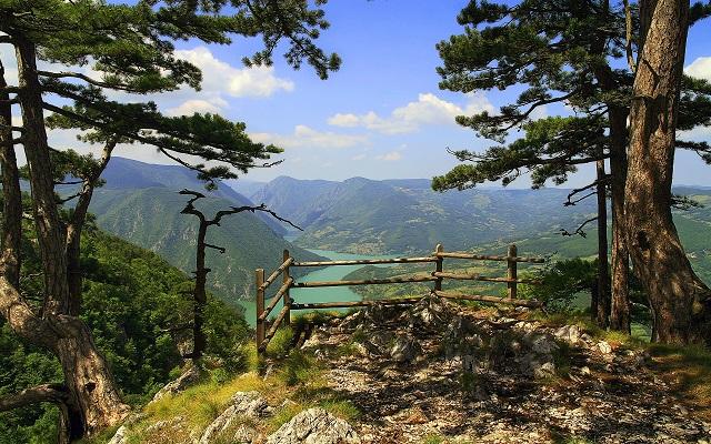 Landscapes-Serbia