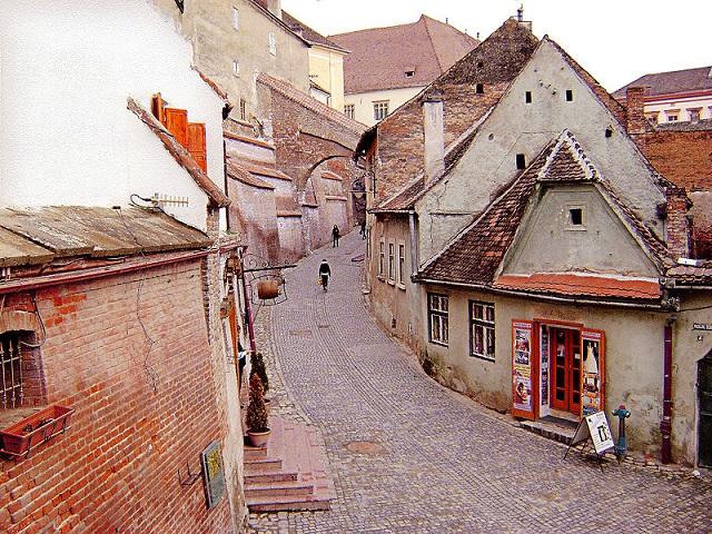 Lower Town Sibiu