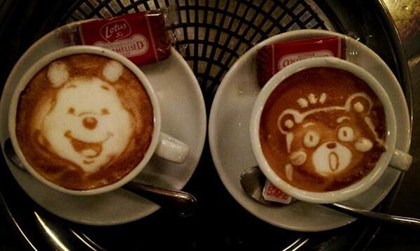 3D Latte Coffee Art by Kazuki Yamamoto (8)