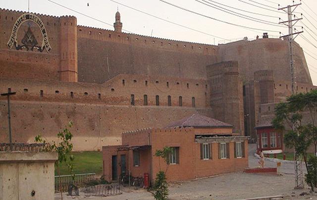 Bala-Hisar-Fort