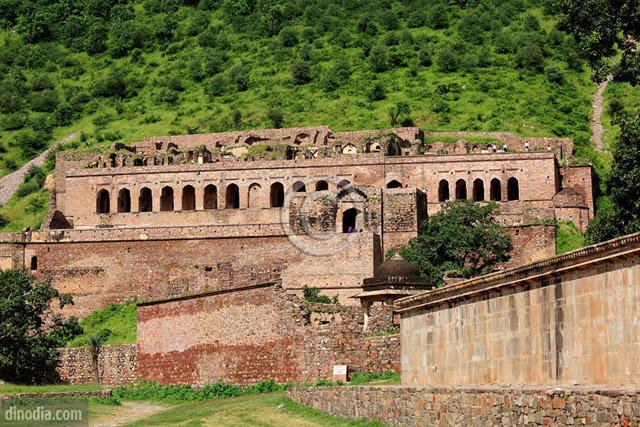 Bhangarh ruins of Rajasthan