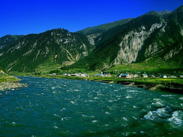Gurez-Valley-,Kashmir