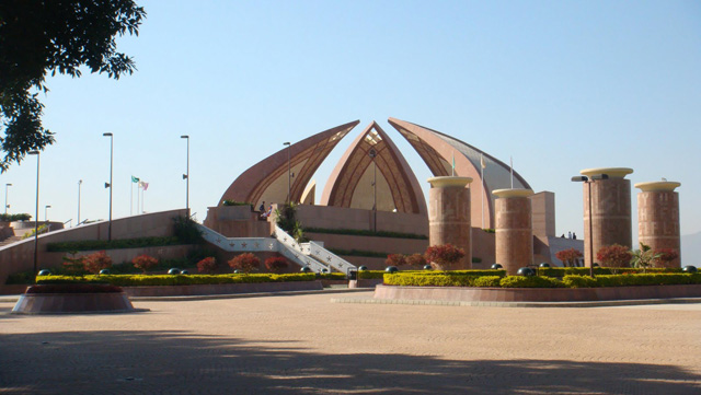 Pakistan-Monuments