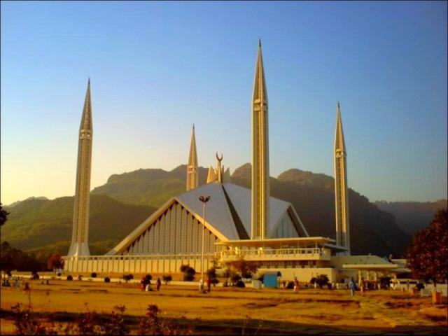 Shah-Faisal-Mosque