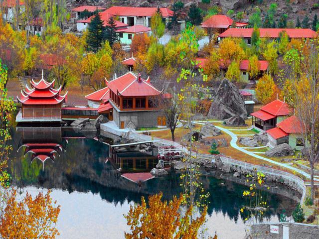 Shangrilla-resorts