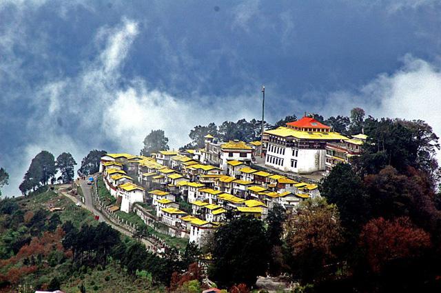 Tawang-Monastery