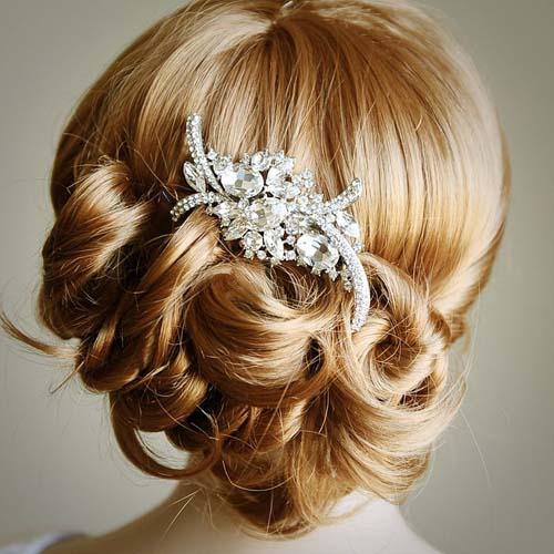 30 Beautiful Bridal Hairstyles Incredible Snaps