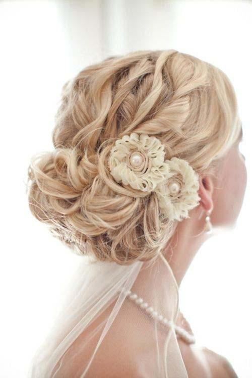 30 Beautiful Bridal Hairstyles